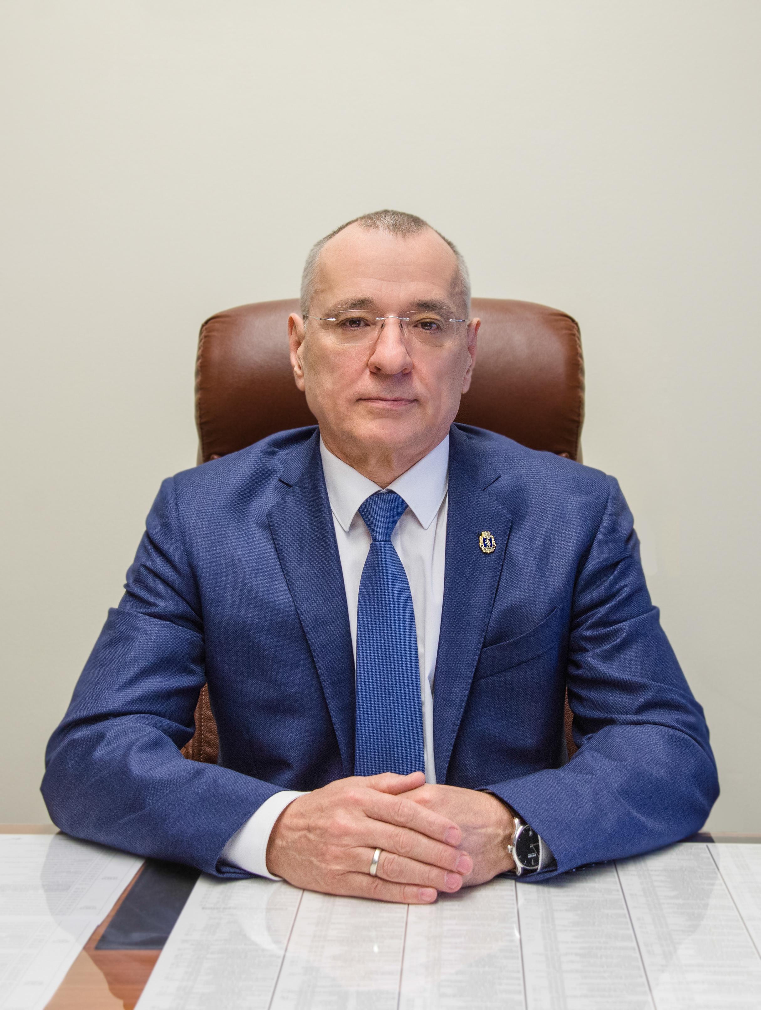Глава администрации города Белгорода