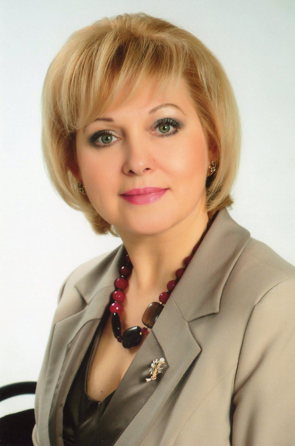 Председатель Контрольно-счётной палаты города